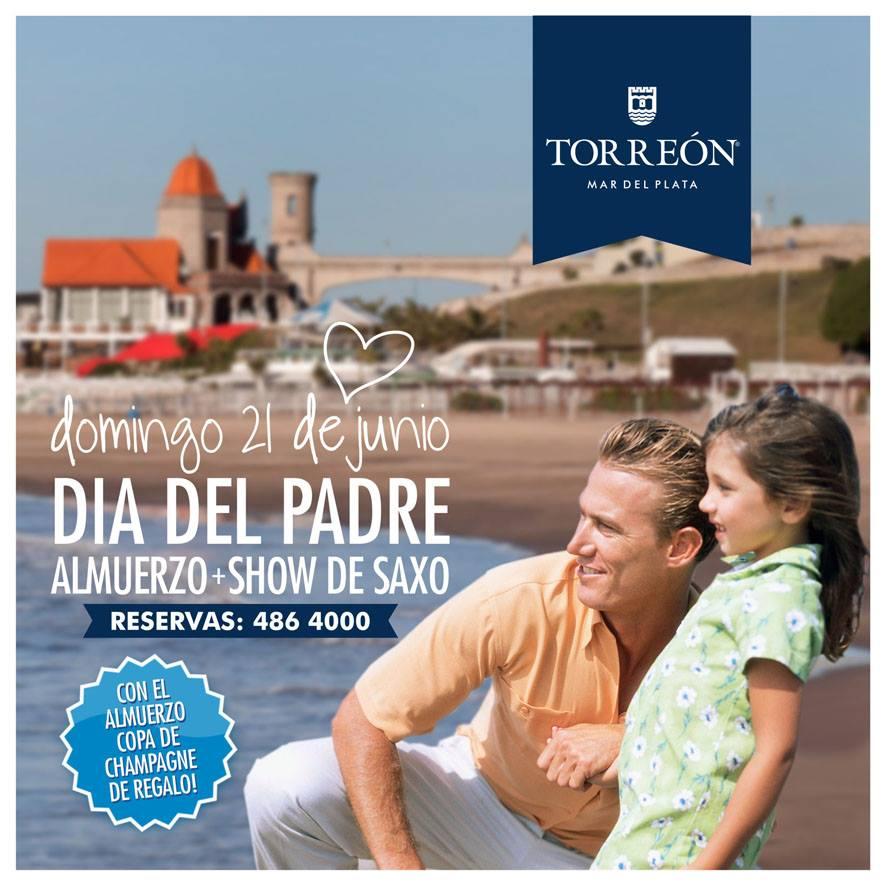 Día del Padre en el Torreón